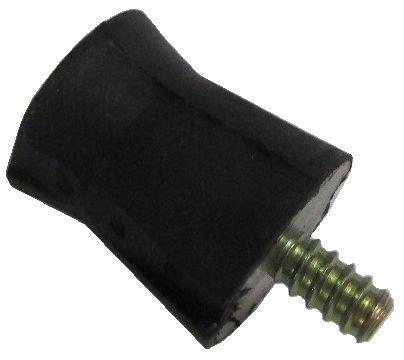 Husqvarna 181, 262 XP, 281 XP, 288 XP, 3120 XP, K1250 (coarse thread) LARGE AV RUBBER BUFFER 20mm