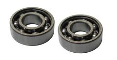 STIHL CRANKSHAFT MAIN BEARING SET FOR BG56, BG65, BG66, BG86, BR200, FS40, FS50, FS56, FS70, HT56, KM56, SH56, SH86, SR200