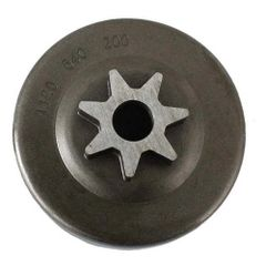 """>STIHL 020AV, 020AVE, 020AV Pro, 020AV Super, 020T, MS192T, MS200, MS200T CLUTCH DRUM WITH SPUR SPROCKET 6 tooth, 3/8"""" pitch"""