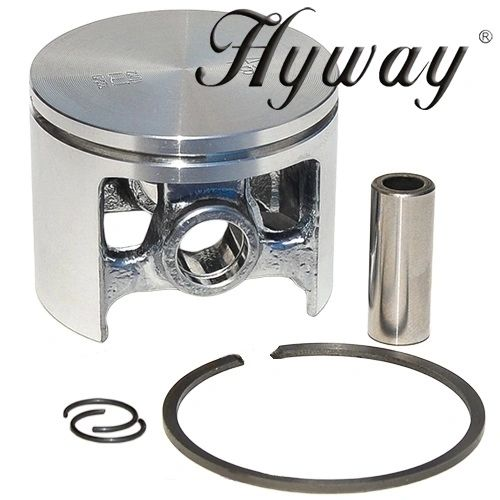 <>Husqvarna 266 Jonsered 670 Hyway PISTON ASSEMBLY 50MM