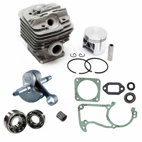 <>SPC00014-STIHL MS360, MS340*, 036, 034* CYLINDER OVERHAUL KIT NIKASIL 48MM