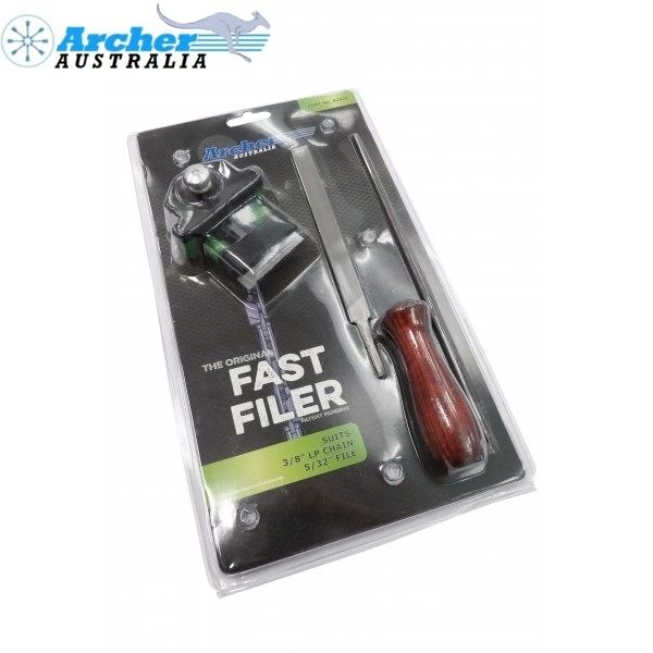 """<>Archer Fast Filer - 5/32"""" TOOL for 3/8"""" LP pitch chain"""