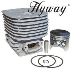 <>HUSQVARNA, PARTNER K1250, K1260, 3120K, 3120, 3120EPA, 3120XP Hyway brand CYLINDER KIT NIKASIL 60MM