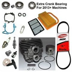 STIHL TS420 REBUILD KIT STANDARD 50MM