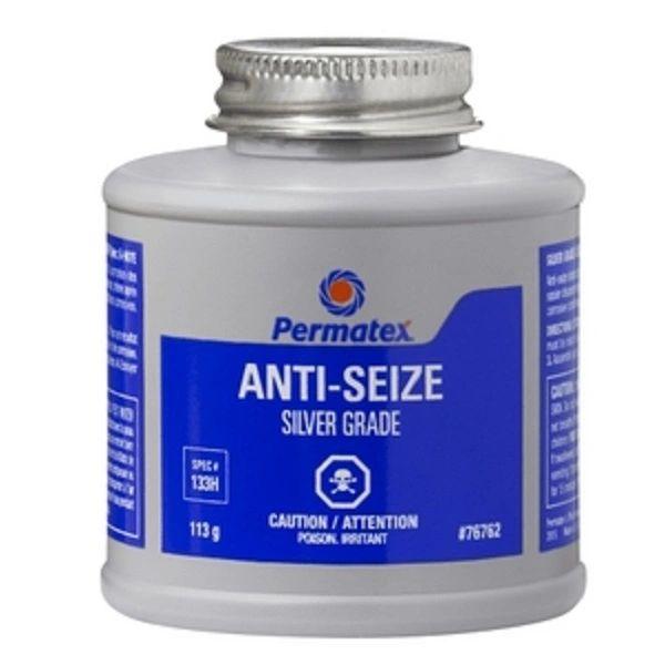 Permatex Hi-Temp Silver Grade Anti-Seize Lubricant