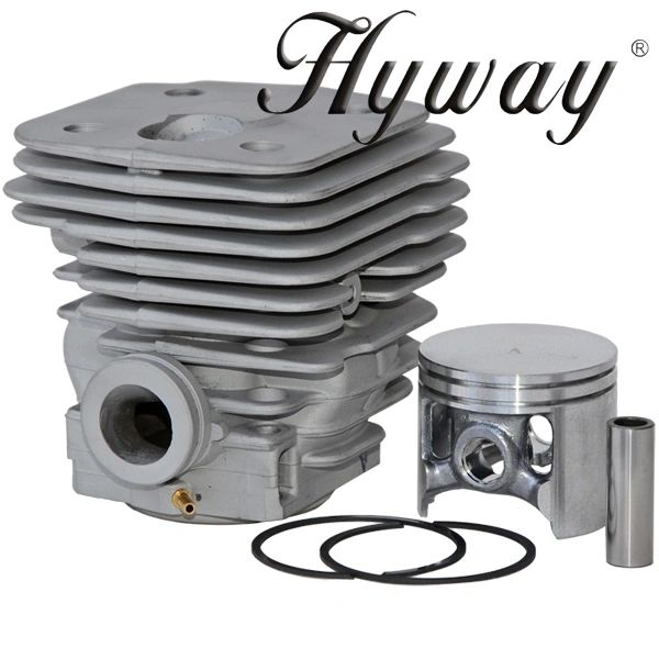 <>HUSQVARNA 395, 395XP BIG BORE CYLINDER KIT NIKASIL 58MM