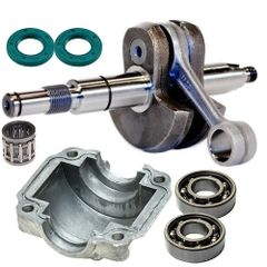 <>STIHL 023, 025, MS230, MS250 CRANKSHAFT, BEARINGS, SEALS, PAN KIT
