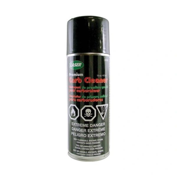Laser brand Premium Carburetor Cleaner