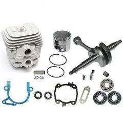 STIHL TS410, TS420 OVERHAUL REBUILD KIT NIKASIL 50MM
