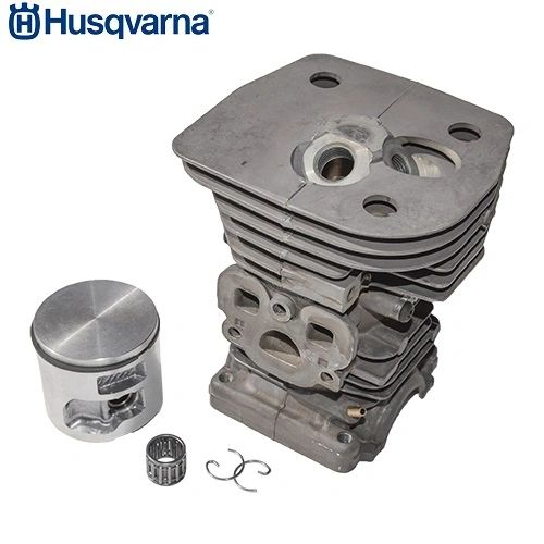 <>HUSQVARNA 455 Rancher, E, Jonsered CS2255, RedMax GZ550 O.E.M. CYLINDER KIT 47MM