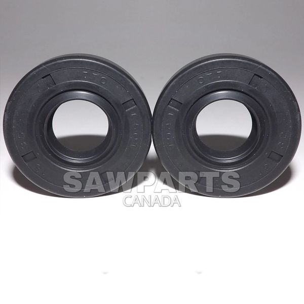 <>STIHL CRANKSHAFT OIL SEAL SET FOR TS350, TS360, S10, 08