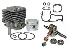 <>HUSQVARNA 371K, 371, 372, 375, 362, 365 Jonsered 2065, 2071, 2165, 2171 *EPA BIG BORE Hyway CYLINDER-POP-UP PISTON OVERHAUL KIT NIKASIL 52MM