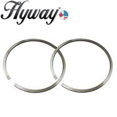 FITS STIHL TS410, TS420 Husqvarna 371, 372 XP, EPA Hyway BRAND PISTON RING SET 50 x 1.2 mm