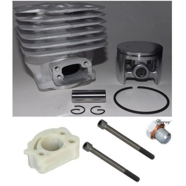 HUSQVARNA 266, 266SE, 162, JONSERED 630, 630 SUPER, CYLINDER BIGBORE KIT STANDARD 52MM