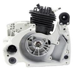 <>STIHL 044, MS440 ENGINE CRANKCASE CRANKSHAFT ASSEMBLY BigBore 52MM