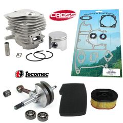 <>HUSQVARNA, PARTNER K650, K700 Active I, II, III OVERHAUL KIT NIKASIL 50MM