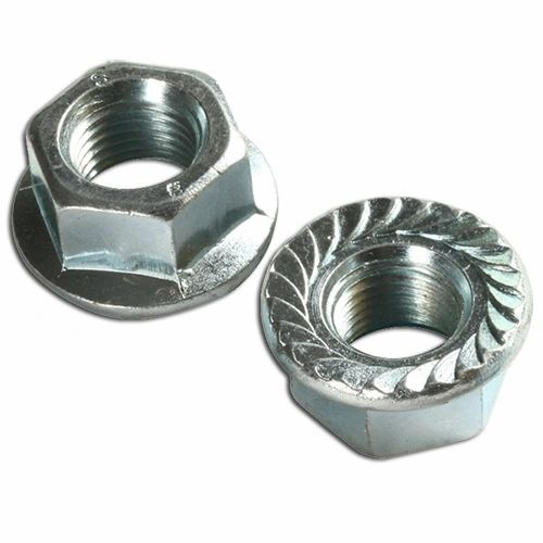 M5 X 1 MUFFLER COLLAR NUT SET FITS STIHL, HUSQVARNA MANY MODELS
