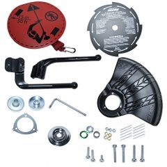 <>ECHO SRM-225, SRM-230, SRM-266, SRM-280, 0.E.M. blade conversion kit