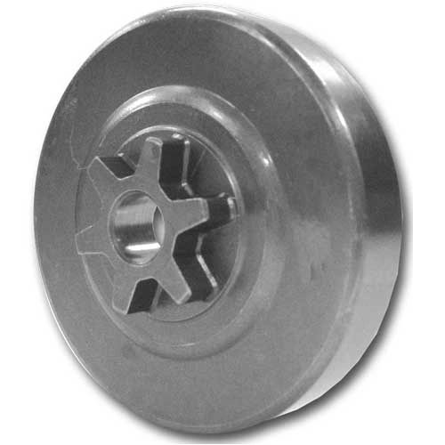 """<>STIHL 017, 018, 021, 023, 025, MS170, MS180, MS210, MS230, MS250 CLUTCH DRUM WITH SPUR SPROCKET 7 tooth, 0.325"""" pitch"""