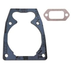 <>HUSQVARNA 570, 575XP, 576XP CYLINDER BASE AND EXHAUST O.E.M. GASKET SET