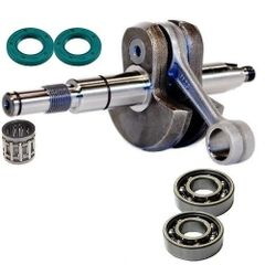 <>STIHL 023, 025, MS230, MS250 CRANKSHAFT, BEARINGS, SEALS KIT