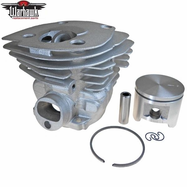 <>HUSQVARNA 350, 353 XP Jonsered 2150, 2152 CYLINDER KIT STANDARD 44.3MM