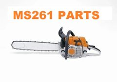 MS261 parts