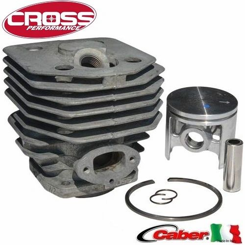 <>HUSQVARNA 154 154XP 254 254XP CROSS PERFORMANCE CYLINDER KIT NIKASIL 45MM