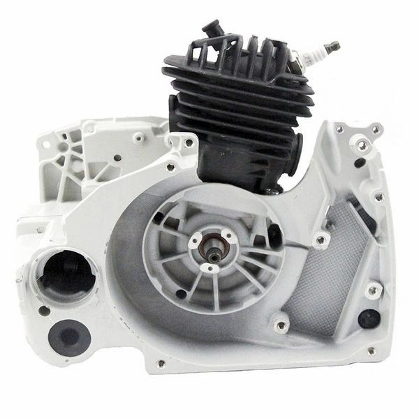 <>STIHL 044, MS440 ENGINE CRANKCASE CRANKSHAFT ASSEMBLY HIGH QUALITY NIKASIL BigBore 52MM