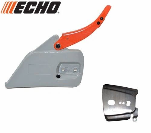 <>ECHO CS-440, CS-4400, CS-510, CS-520, O.E.M. Chain sprocket cover with brake lever