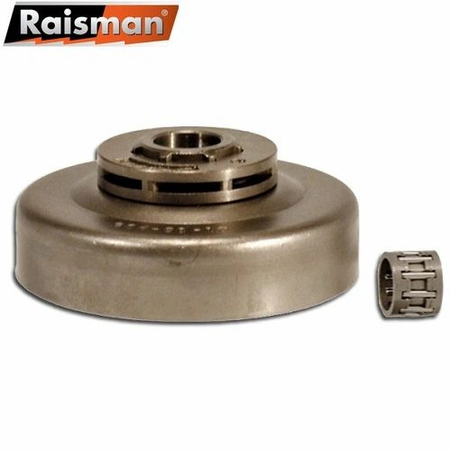 "<>HUSQVARNA 385, 390 EPA, XP Jonsered CS2186, CS2188 CLUTCH DRUM, BEARING AND 3/8"" 7 TOOTH RIM SPROCKET"