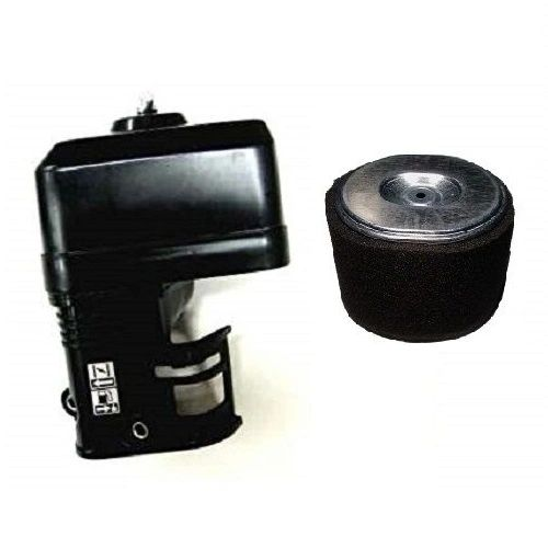 <>HONDA GX160, GX200 AIR FILTER HOUSING BOX AND AIR FILTER With FOAM PRE FILTER