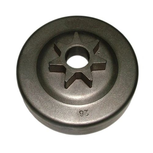 "<>STIHL 024, 026, MS240, MS260, MS261, MS270, MS271, MS280, MS281, MS291 CLUTCH DRUM WITH SPUR SPROCKET 7 tooth, 0.325"" pitch"