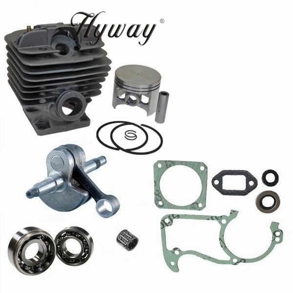 STIHL MS360, MS340*, 036, 034* Hyway BRAND CYLINDER OVERHAUL KIT NIKASIL 48MM