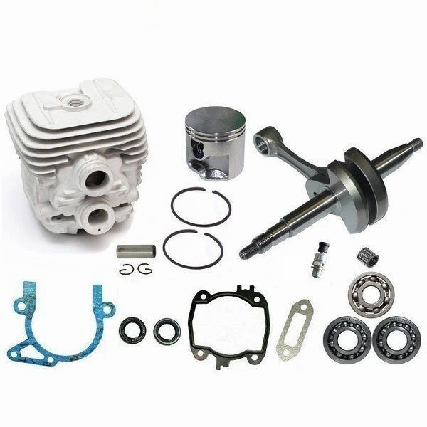 <>STIHL TS410, TS420 OVERHAUL REBUILD KIT NIKASIL 50MM