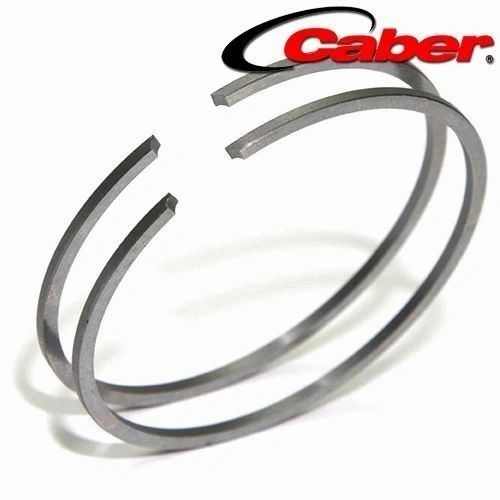 <>FITS STIHL TS700, TS800 HUSQVARNA 394, 2100, 2101, 1100 CABER (Italy) PISTON RING SET 56 x 1.5 mm