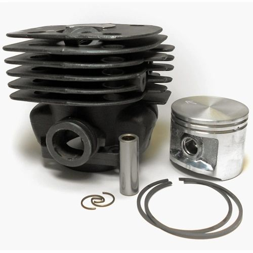 <>HUSQVARNA 362, 365*, 371, 371K, 372*, 372K*, 375*, 375K* Jonsered 2063, 2065, 2071, 2163, 2171 BIG BORE New West BRAND CYLINDER KIT NIKASIL 52MM