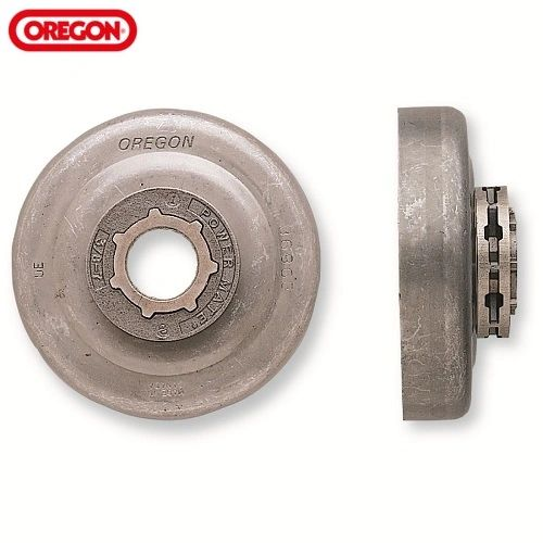 "<>STIHL 024, 026, MS240, MS260, MS261, MS270, MS271, MS280, MS281, MS291 OREGON BRAND CLUTCH DRUM WITH RIM SPROCKET 7 tooth, 0.325"" pitch"