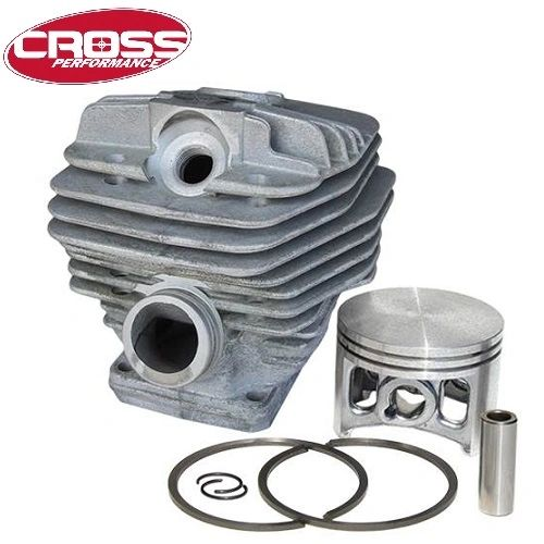 <>STIHL 066, MS650, MS660, CROSS Performance brand CYLINDER KIT NIKASIL 54MM