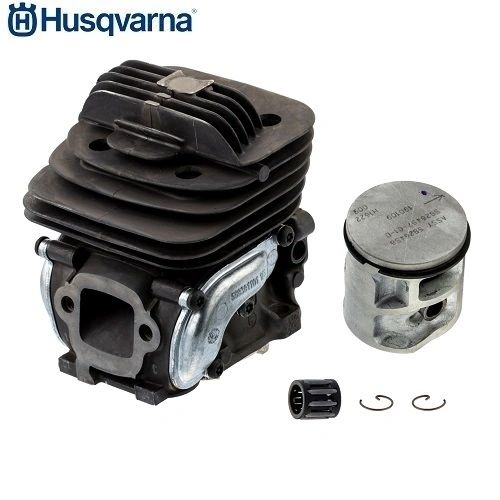 <>HUSQVARNA Fits 550 XP Mark II, 550 XPG Mark II, O.E.M. CYLINDER KIT 43MM