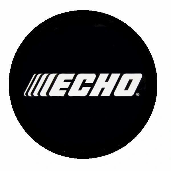 <>ECHO O.E.M. DECAL LABEL