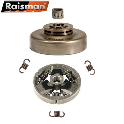 """<>STIHL 044, 046, MS341, MS361, MS440, MS441, MS460 HD CLUTCH DRUM KIT WITH BEARING AND 3/8"""" pitch, 7 tooth (standard) RIM SPROCKET"""