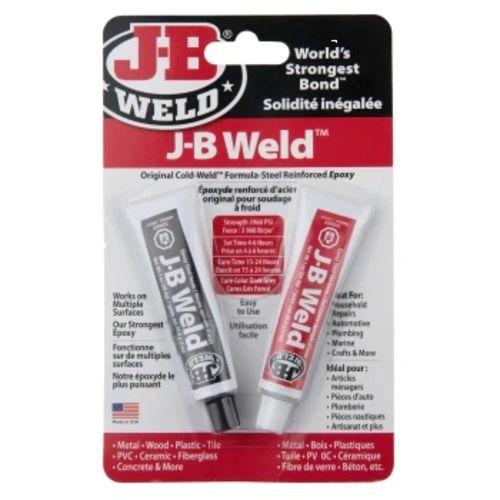 <>J-B Weld Steel Reinforced Epoxy, 28-g