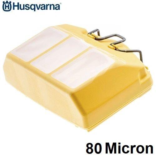 <>HUSQVARNA 362, 365, 371, 372 O.E.M. ORIGINAL AIR FILTER (MESH) 80M