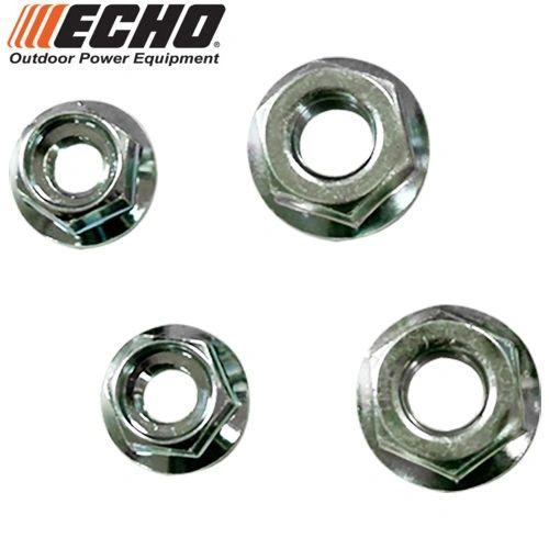<>ECHO CS-271, CS-303, CS-310, CS-330, CS-341, CS-352, CS-370, CS-400, CS-450, CS-490, CS-500, CS-501, CS-590, CS-600, CS-620, F, P, PW, T, O.E.M. GUIDE BAR NUT SET