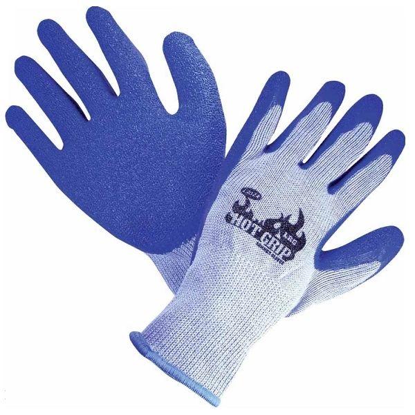<>HOT GRIP Summer Work Gloves Large
