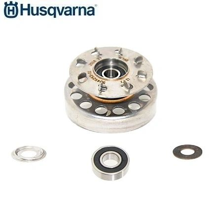 HUSQVARNA K750, K760, K770, *K970, PARTNER K750 O.E.M. CLUTCH DRUM WITH BALL BEARING