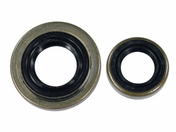 C1166-STIHL CRANKSHAFT OIL SEAL SET FOR 024, 026, 034, 036, MS240, MS260, MS360