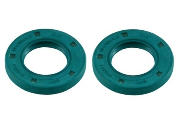 <>STIHL CRANKSHAFT OIL SEAL SET FOR 017, 018, 019T, 021, 023, 025, MS170, MS171, MS180, MS181, MS190, MS191T, MS210, MS211, MS230, MS231, MS250, MS251, MS270, MS271, MS280, MS291, MS311, MS391