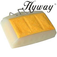 HUSQVARNA 362, 365, 371, 372 HYWAY brand AIR FILTER (FELT)
